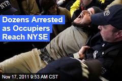 Occupy Wall Street Launches Massive Showdown