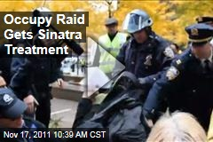 Occupy Wall Street Raid Gets Frank Sinatra Treatment from Casey Neistat