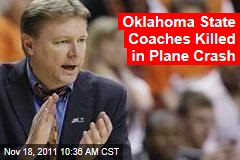 Oklahoma State University Women's Basketball Coaches Kurt Budke and Miranda Serna Killed in Plane Crash