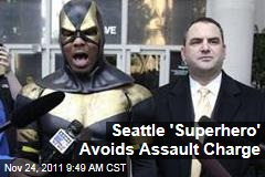Seattle 'Superhero' Phoenix Jones Avoids Assault Charge
