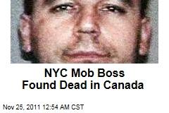 Bonanno Mob Boss Salvatore Montagna Found Dead in Montreal