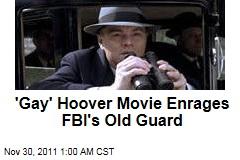 Clint Eastwood Hoover Biopic J. Edgar Enrages Former FBI Agents