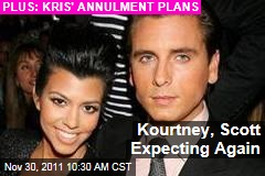 Kourtney Kardashian, Scott Disick Pregnant Again; Daniel Craig Rants Against Kardashians