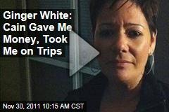 Ginger White on 'Good Morning America': Herman Cain Gave Me Money, Took Me on Trips (VIDEO)