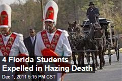 Florida A&M Dismisses Four Students in Hazing Death of Band Member