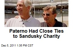 Joe Paterno Had Close Ties to Jerry Sandusky's Second Mile Charity