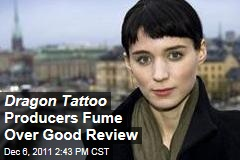 'Girl With the Dragon Tattoo' Producer Scott Rudin Fumes Over David Denby's New Yorker Review
