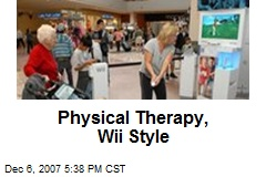 Physical Therapy, Wii Style