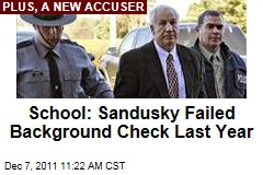 Jerry Sandusky Sex Abuse Case: Juniata College Rejected Coach After He Failed Background Check