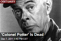 Harry Morgan, Col. Potter on M*A*S*H*, Is Dead at 96