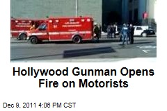 Hollywood Shooting: Gunman Opens Fire on Motorists, Wounding One, Before Being Killed by Police
