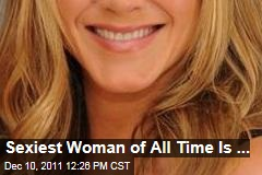Jennifer Aniston Named Hottest Woman of All Time by Men's Health