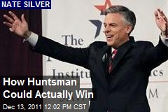 How Huntsman Could Actually Win
