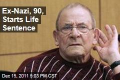 Ex-Nazi Heinrich Boere, 90, Stars Life Sentence