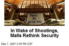 In Wake of Shootings, Malls Rethink Security