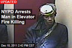 Woman Burned Alive in NYC Elevator