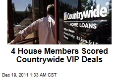 Darrell Issa: 4 House Members Scored Countrywide VIP Deals