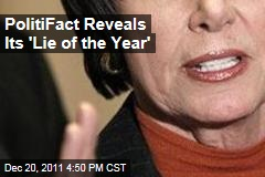 Politifact Lie of the Year: GOP Wants to 'End Medicare'