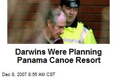 Darwins Were Planning Panama Canoe Resort