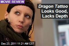 David Fincher's 'Girl With the Dragon Tattoo' Looks Good, Lacks Depth