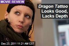 David Fincher's 'Girl With the Dragon Tattoo' Looks Good, Lacks Depth