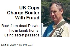 UK Cops Charge Boater With Fraud