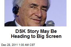 DSK Story May Be Heading to Big Screen