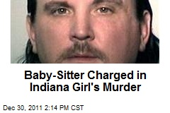 Baby-Sitter Charged in Indiana Girl's Murder
