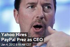 Yahoo's New CEO Is Scott Thompson, Former President of PayPal
