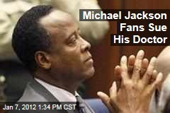 French Michael Jackson Fans Sue Michael Jackson Doctor Conrad Murray for 'Emotional Damage'