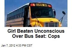 Teenage Girl Beaten Unconscious Over Seat on Florida School Bus: Police