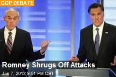 GOP Hopefuls Debate in NH