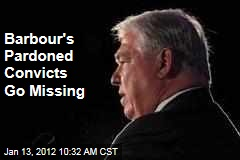 Mississippi Governor Haley Barbour's Pardoned Convicts Missing