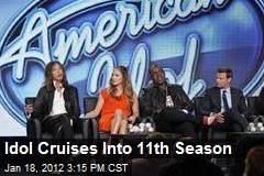Idol Cruises Into 11th Season