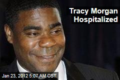 Tracy Morgan of '30 Rock' Hospitalized at Sundance Film Festival