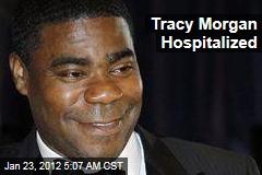Tracy Morgan of '30 Rock' Hospitalized at Sundance Film Festival
