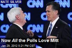 Now All the Polls Love Mitt