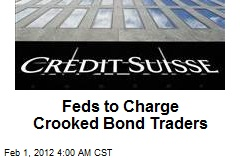 Feds to Charge Crooked Bond Traders