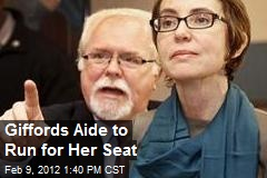 Giffords Aide to Run for Her Seat