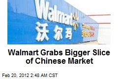 Walmart Boosts Stake in China E-Biz Site