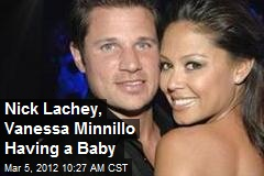 Nick Lachey, Vanessa Minnillo Having a Baby