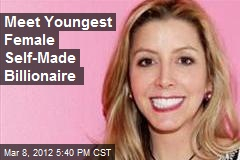Meet Youngest Female Self-Made Billionaire