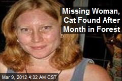 Missing Hiker, Cat Found After Month in Forest