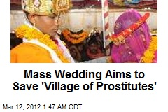 Mass Wedding Aims to Saves India Sex Workers