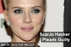 ScarJo Hacker Pleads Guilty