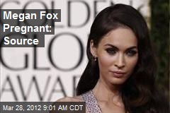 Megan Fox Pregnant: Source