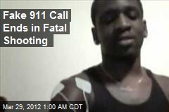 Fake 911 Call Ends in Fatal Shooting, Caller Busted
