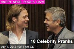 10 Celebrity Pranks