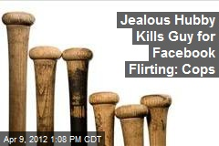 Jealous Hubby Kills Guy for Facebook Flirting: Cops