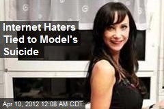 Internet Haters Linked to Cooking Model Suicide